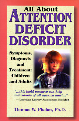 Image for All About Attention Deficit Disorder