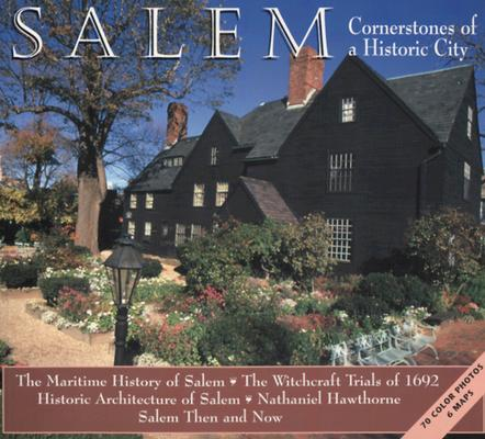 Image for SALEM: CORNERSTONES OF A HISTORIC CITY