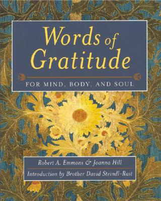 Image for Words Of Gratitude Mind Body & Soul
