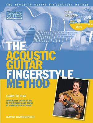 Image for Acoustic Guitar Fingerstyle Method: Book with Online Audio (Acoustic Guitar Private Lessons)