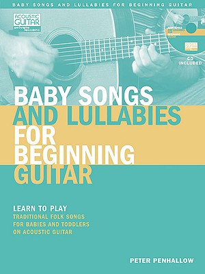 Image for Baby Songs and Lullabies for Beginning Guitar Book/online audio(String Letter Publishing) (Acoustic Guitar) (Private Lessons)