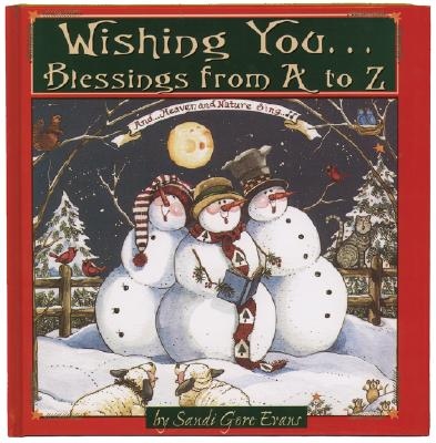 Image for Wishing You Blessings?from A To Z: Blessings from A to Z