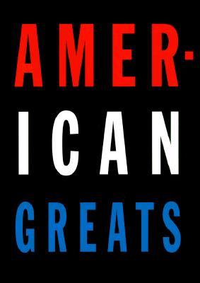 American Greats, Wilson, Robert; Marcus, Stanley