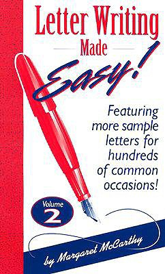 Image for LETTER WRITING MADE EASY! VOL. 2