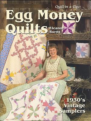 Image for Egg Money Quilts: 1930's Vintage Samplers