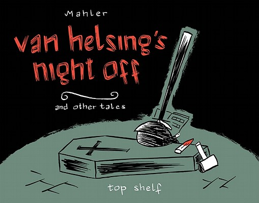 Image for VAN HELSING'S NIGHT OFF