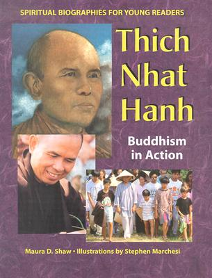 Image for Thich Nhat Hanh: Buddhism in Action (Spiritual Biographies for Young Readers)