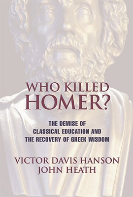 Image for Who killed Homer?