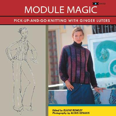 Image for Module Magic: Creative Projects to Knit One Block at a Time