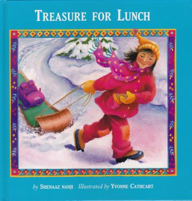 Treasure for Lunch, Nanji, Shenaaz, Cathcart, Yvonne (illustrator)