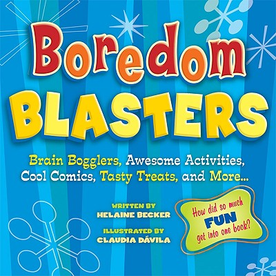 Image for Boredom Blasters