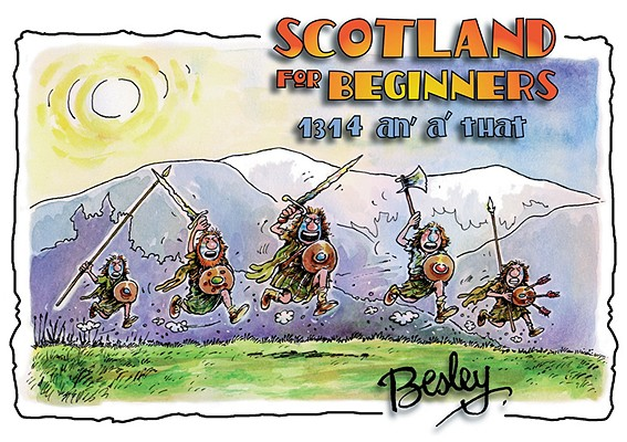 Image for Scotland for Beginners Bannockburn an A