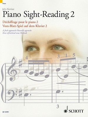 Piano Sight-Reading, Vol. 2: A Fresh Approach (Pt. 2)