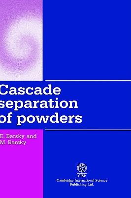 Cascade Separation of Powders, Barsky, E; Barsky, M