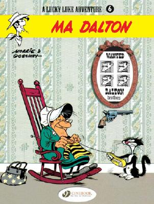 A Lucky Luke Adventure - Ma Dalton (v. 6), Goscinny