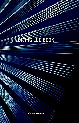 Image for Diving Log Book - Black Steel