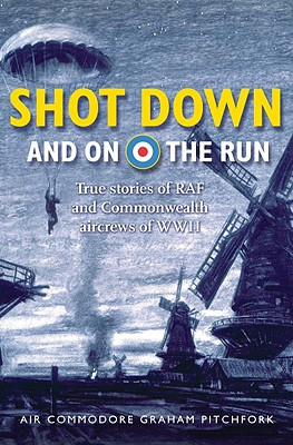 Image for Shot Down and on the Run:  True Stories of Royal Air Force and Commonwealth aircrews of WWII [Great Britain]
