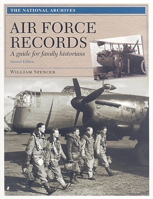 Image for Air Force Records:  A Guide for Family Historians