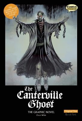 The Canterville Ghost The Graphic Novel: Original Text (American English), Oscar Wilde
