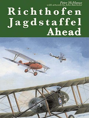Richthofen Jagdstaffel Ahead, Peter McManus