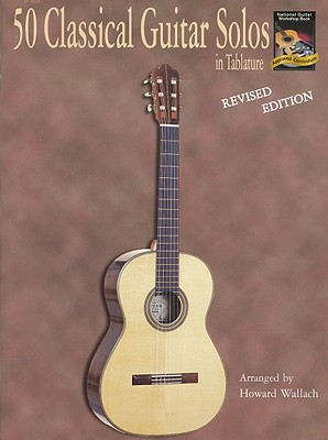 Image for 50 Classical Guitar Solos in Tablature