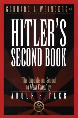 Image for Hitler's Second Book