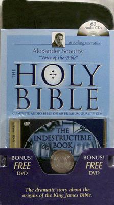 Image for KJV Complete Scourby CD with Free Indest DVD-Holy King James Version Old and New Testament Audio Bible by Alexander Scourby Bible-KJV with Free $30 ... Virgin Mary-St. John the Baptist-Jesus Birth