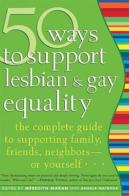 Image for 50 WAYS TO SUPPORT LESBIAN AND GAY EQUALITY
