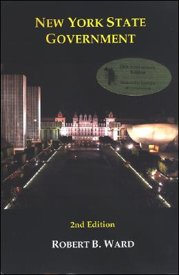 Image for New York State Government: Second Edition (Rockefeller Institute Press)