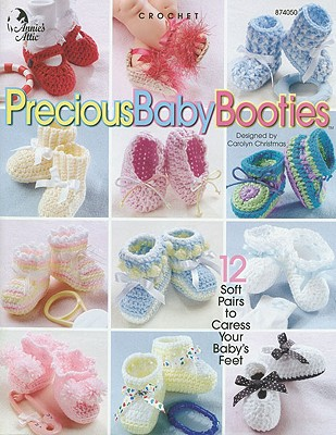 Image for Crochet Precious Baby Booties 8740501
