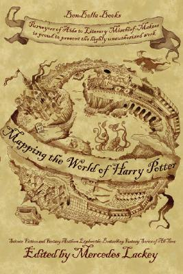 Mapping the World of Harry Potter, lackey, mercedes
