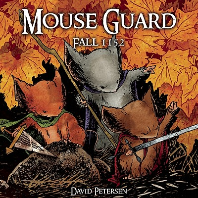 Image for Mouse Guard : Fall 1152
