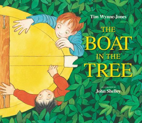 The Boat in the Tree, Wynne-Jones, Tim