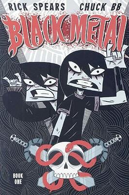 Image for Black Metal Volume 1
