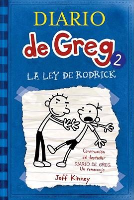 Image for La Ley de Rodrick (Diario de Greg 2) (Spanish Edition)