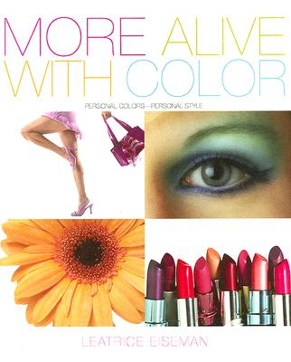 Image for More Alive With Color: Personal Colors-Personal Style