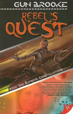 Image for REBEL'S QUEST SUPREME CONSTELLATIONS BOOK 2