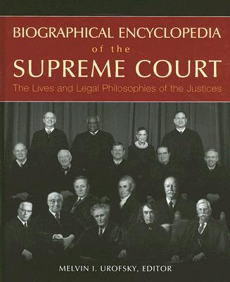 Image for Biographical Encyclopedia of the Supreme Court