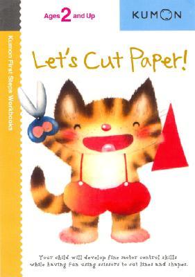 Let's Cut Paper!, Kumon Publishing