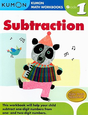 Image for Kumon Subtraction Grade 1