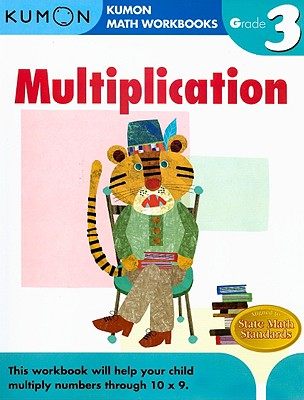 Image for Kumon Multiplication Grade 3