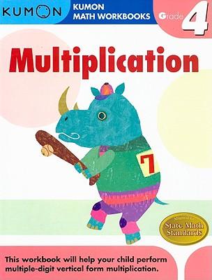 Image for Kumon Multiplication Grade 4