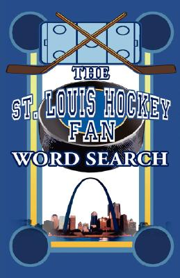 St. Louis Hockey Fan Word Search (St. Louis Blues), Norton, Michael