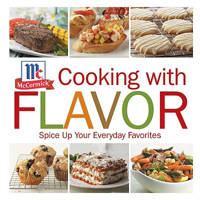 Image for MCCORMICK COOKING WITH FLAVOR