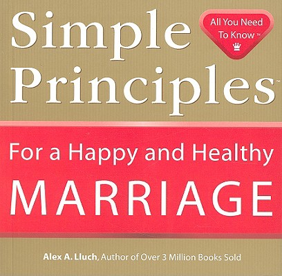 Image for Simple Principles for a Happy and Healthy Marriage