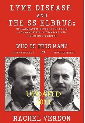 Lyme Disease and the SS Elbrus, Verdon, Rachel
