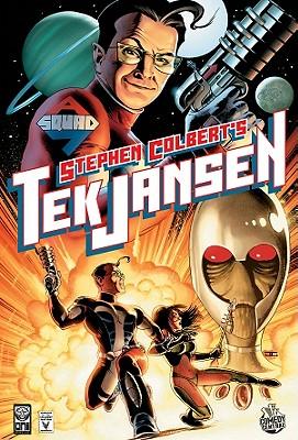 Image for Stephen Colberts Tek Jansen