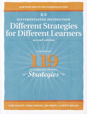 Differentiated Instruction 2nd Ed., Char Forsten; Betty Hollas; Jim Grant; Lori Elliott