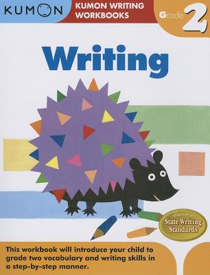 Writing, Grade 2, Kumon Publishing