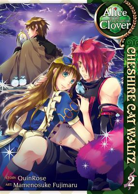 Image for Alice in the Country of Clover: Cheshire Cat Waltz, Vol. 2
